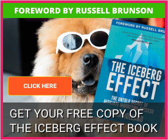 The Icebery Effect by Dean Holland